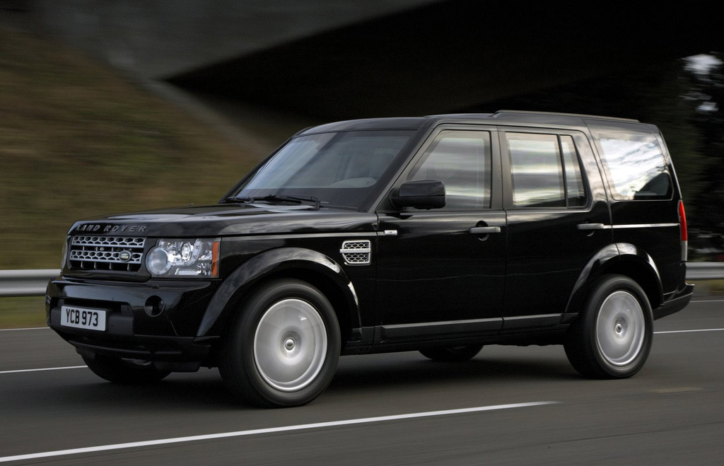 Land rover lr4 photo - 2