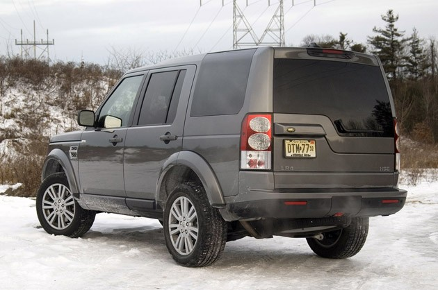 Land rover lr4 photo - 3