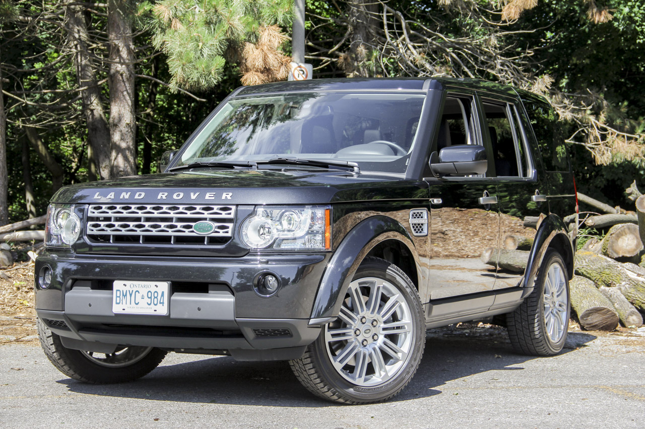 Land rover lr4 photo - 4