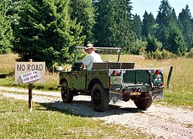 Land-rover one-ten photo - 1