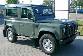 Land-rover one-ten photo - 2