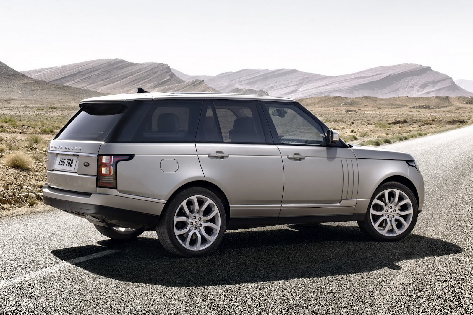 Land rover rang rover photo - 1