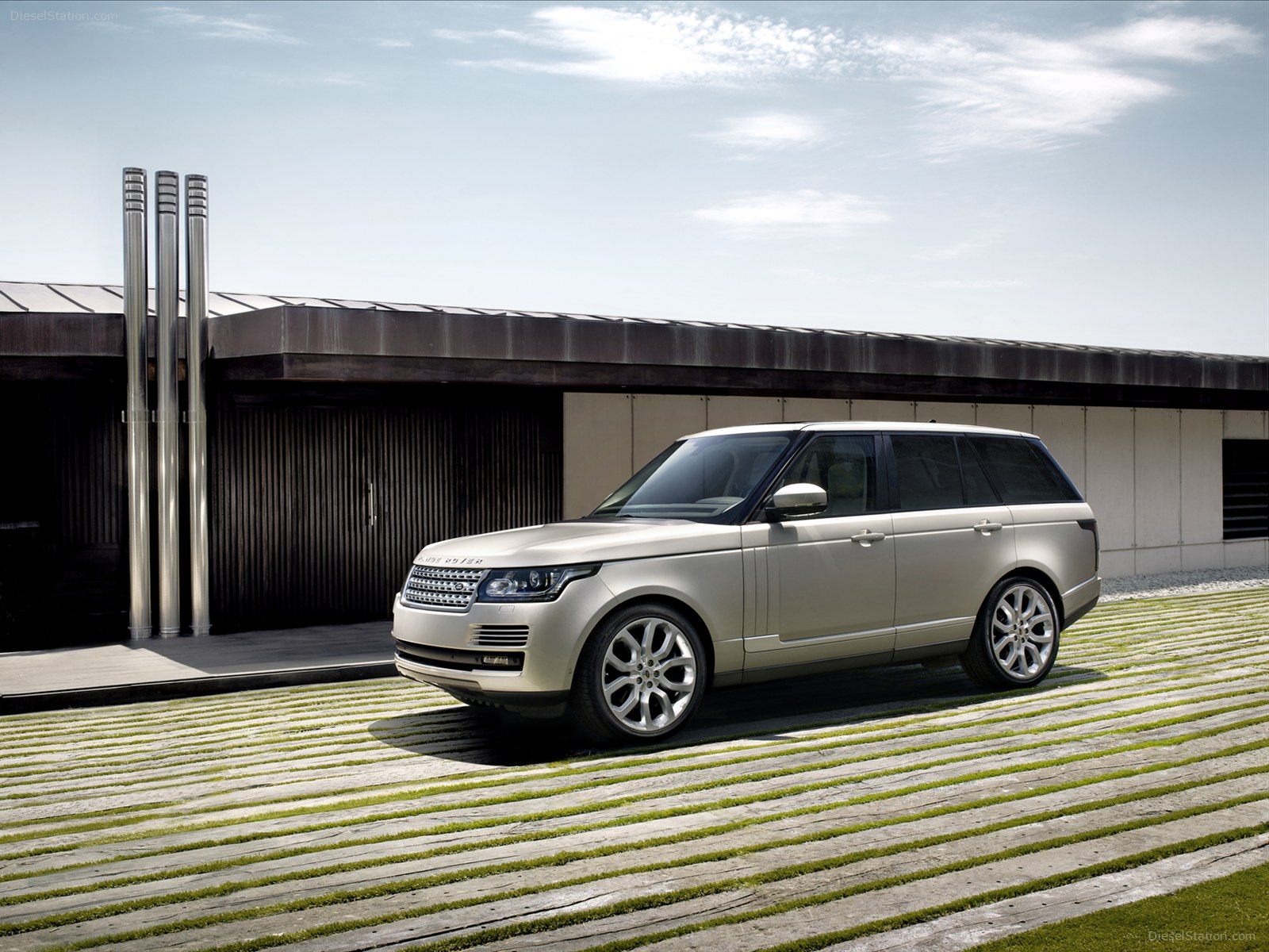Land rover rang rover photo - 4