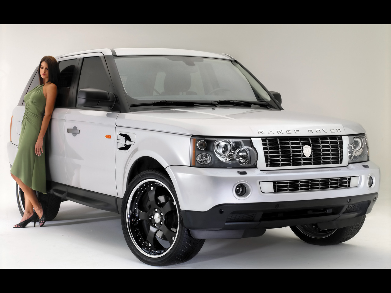 Land-rover range photo - 3