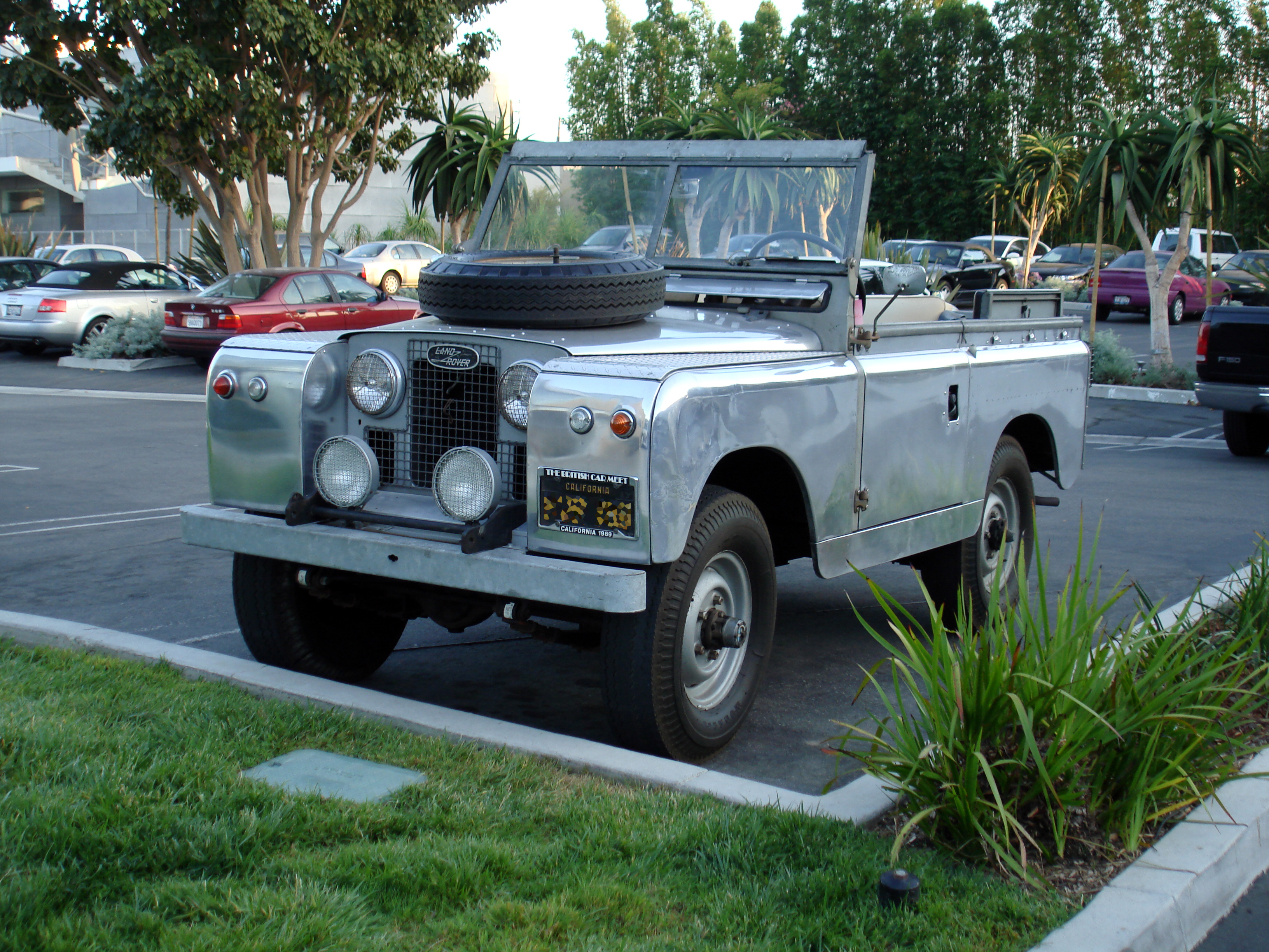 Land rover serie photo - 1