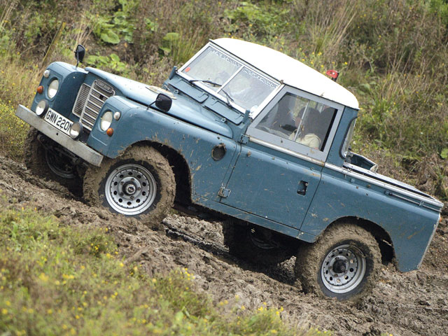 Land rover serie photo - 4