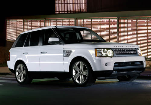 Land-rover sport photo - 4