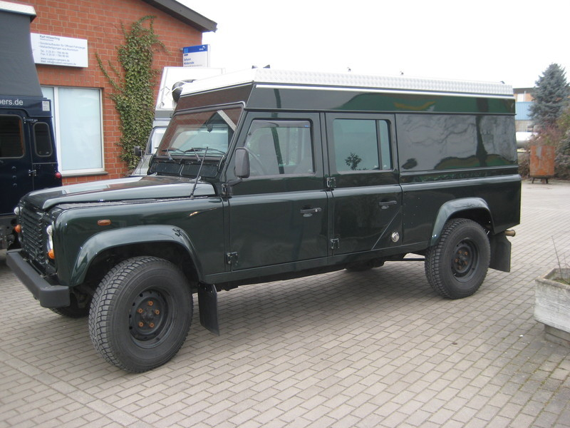 Land-rover station photo - 3