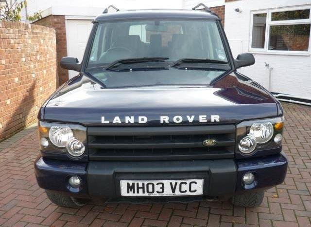 Land rover td5 photo - 4