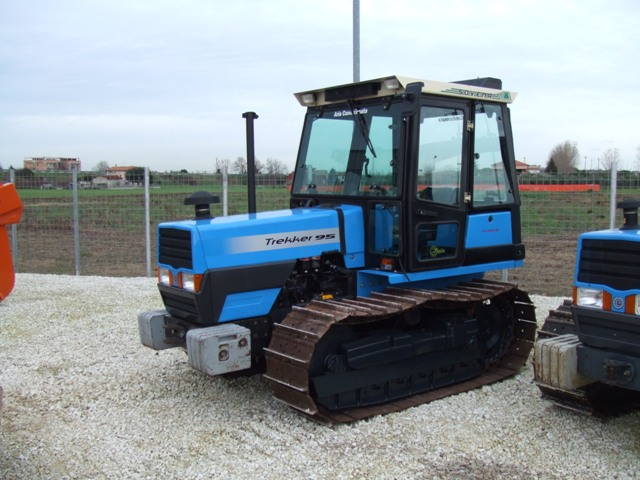 Landini trekker photo - 2