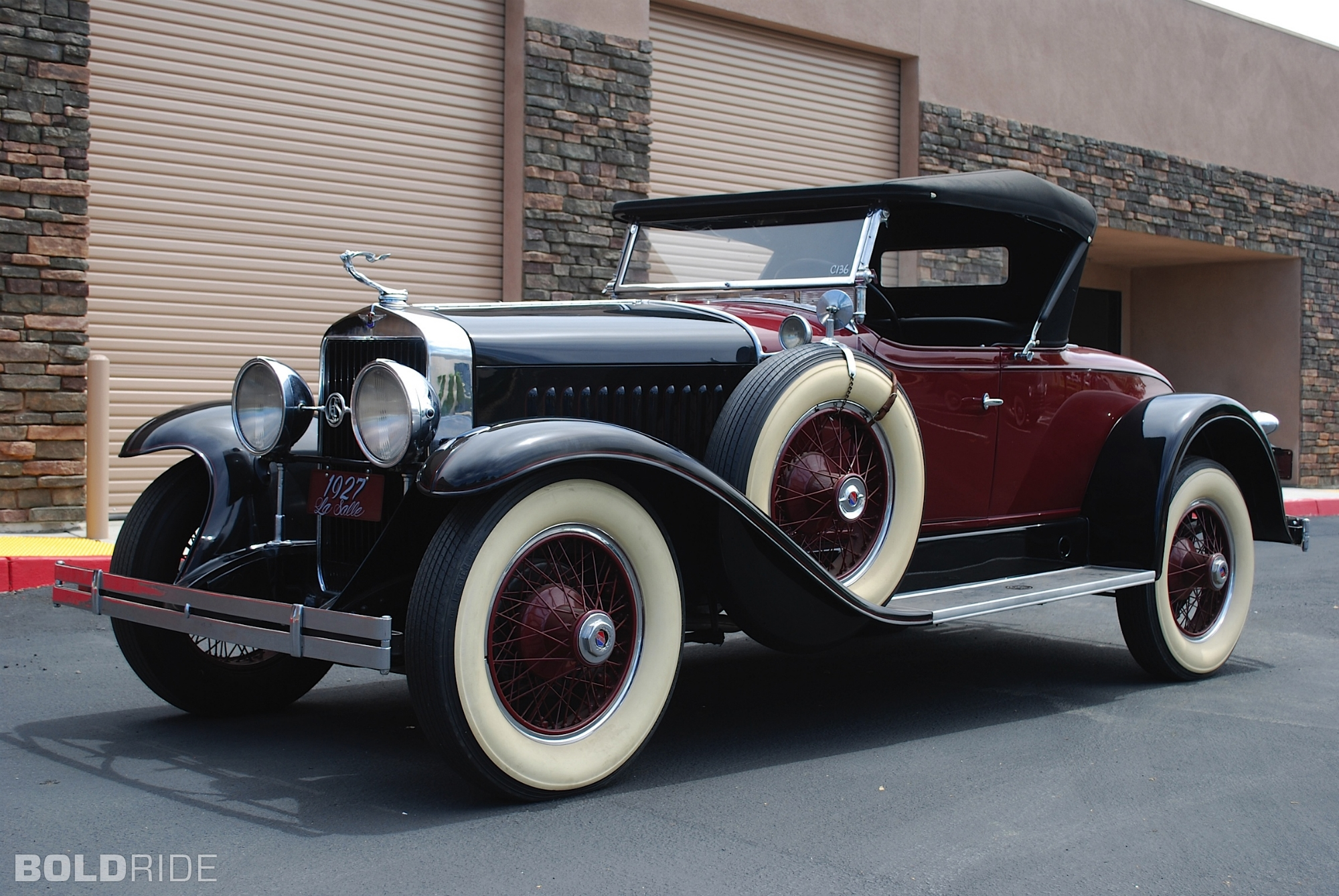 Lasalle roadster photo - 2