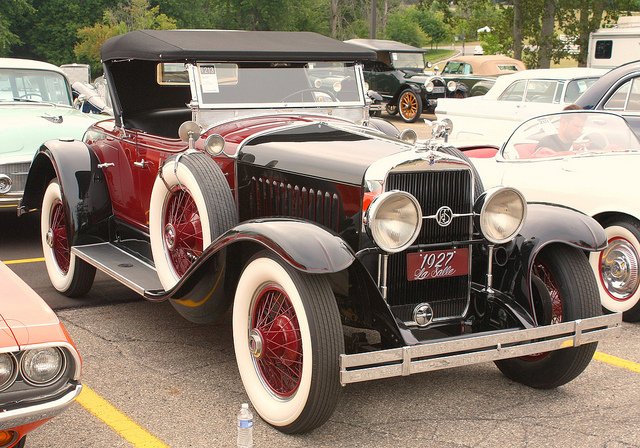 Lasalle roadster photo - 4