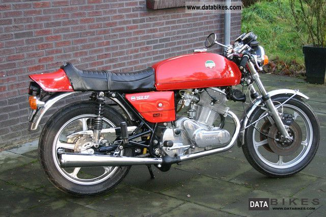 Laverda 750sf photo - 2