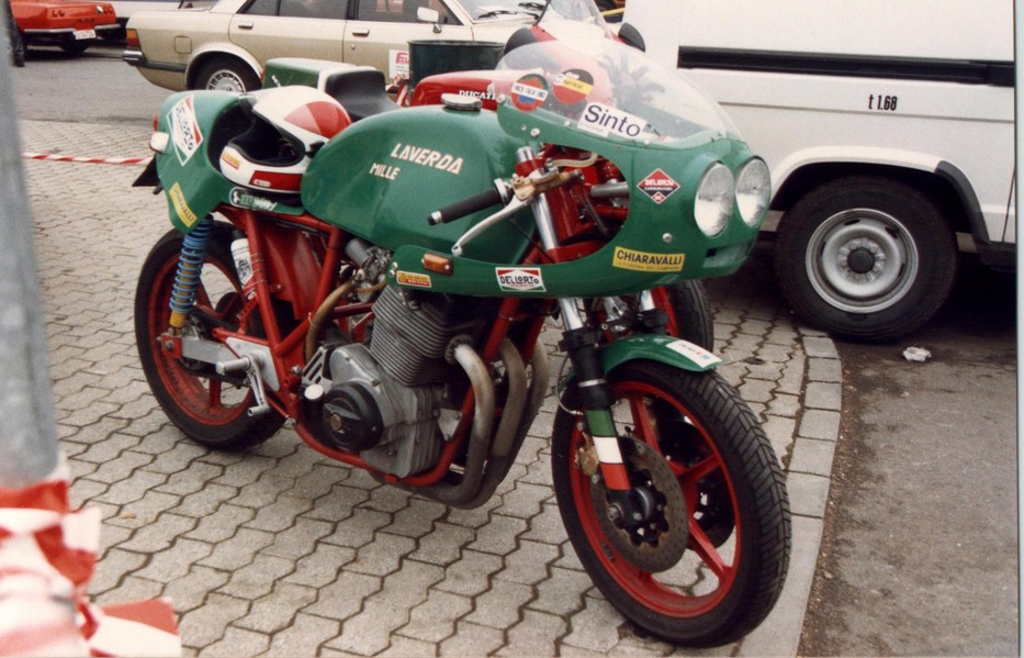 Laverda sfc photo - 2