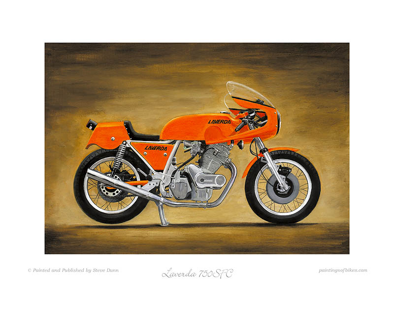 Laverda sfc photo - 3