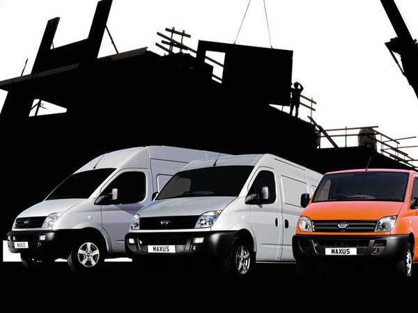 Ldv maxus photo - 2