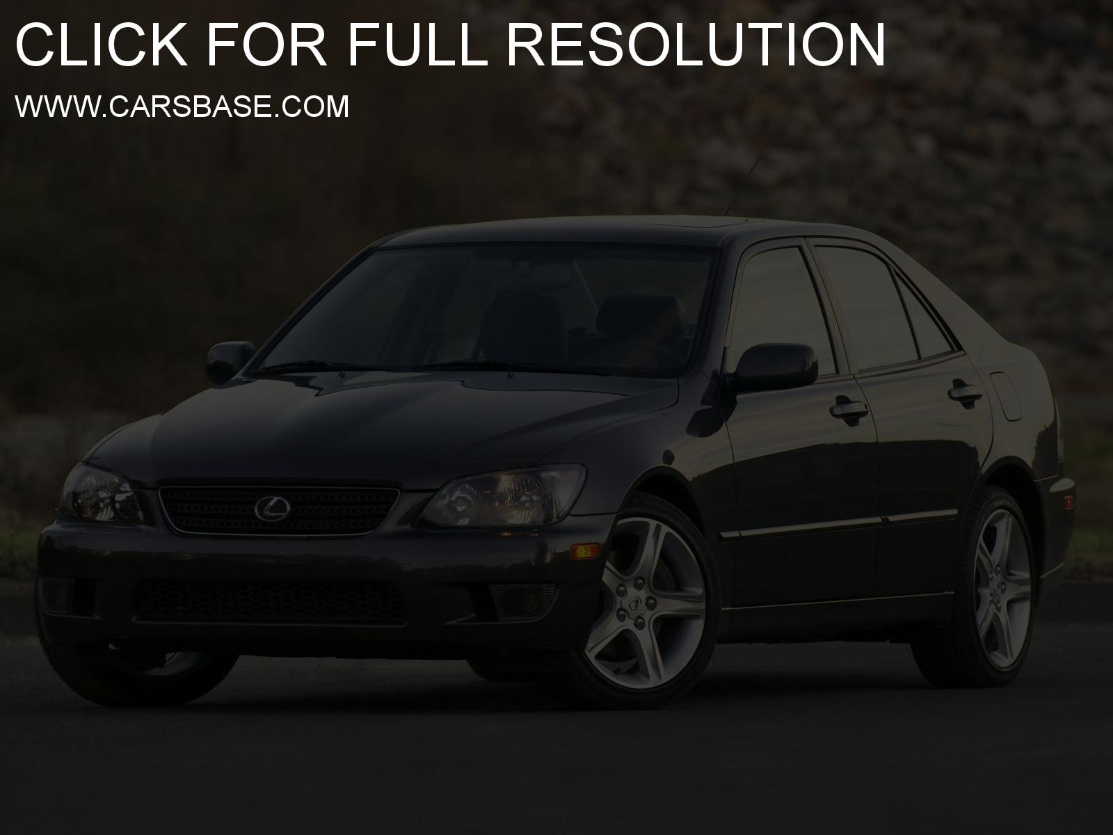 Lexus 300 photo - 2