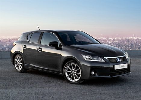 Lexus ct photo - 1