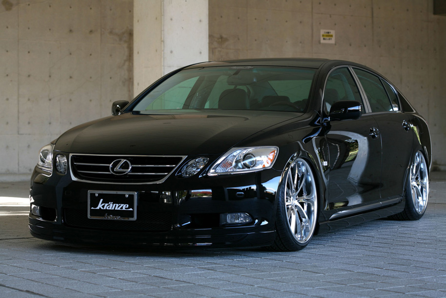 Lexus gs photo - 1