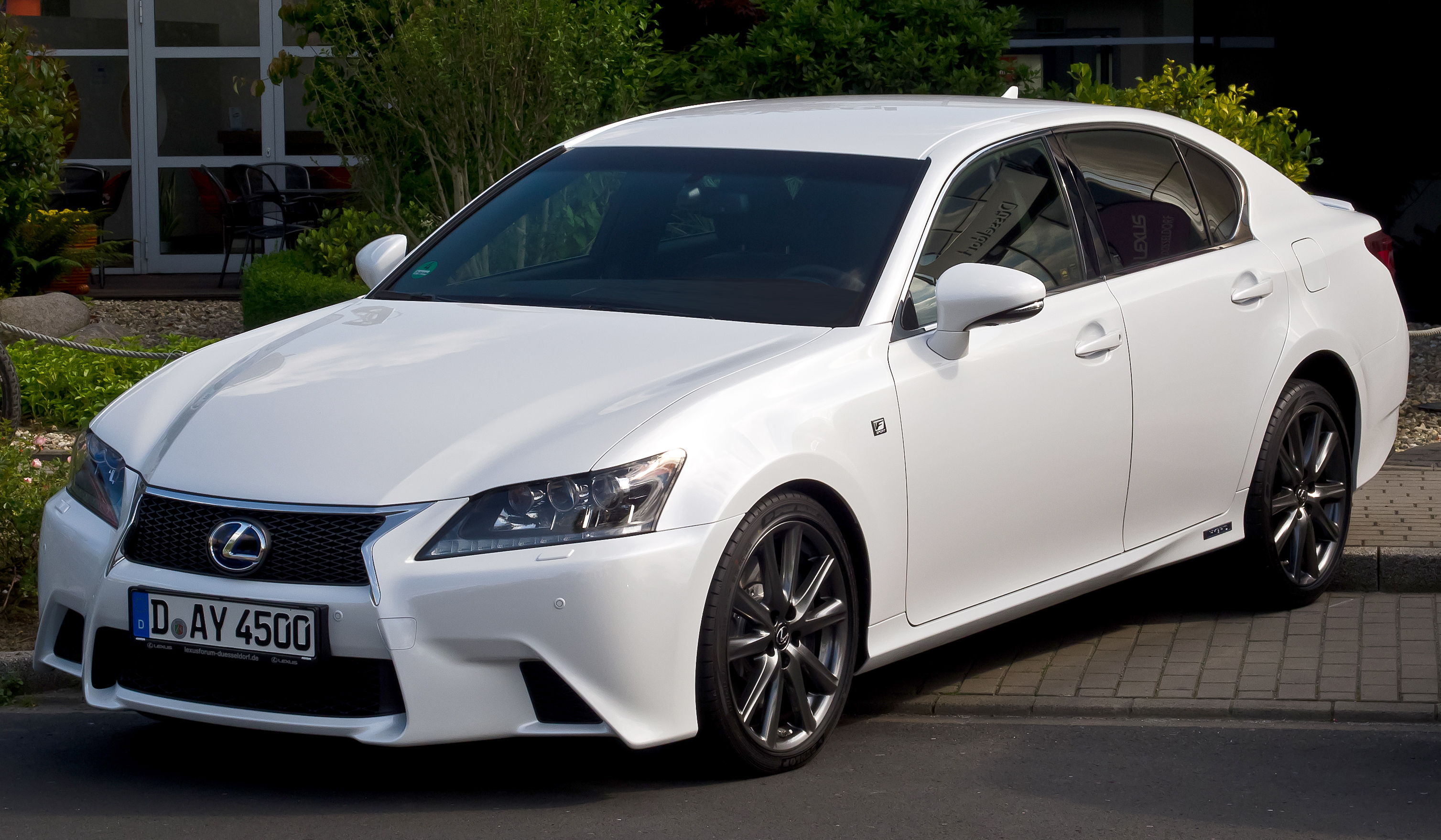 Lexus gs photo - 3