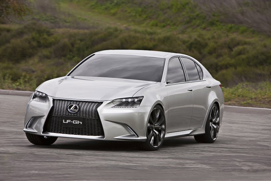 Lexus gs photo - 4