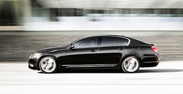 Lexus gs450 photo - 1