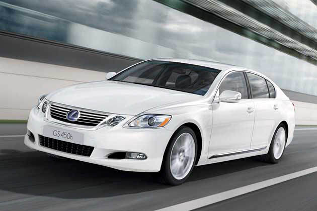 Lexus gs450 photo - 2