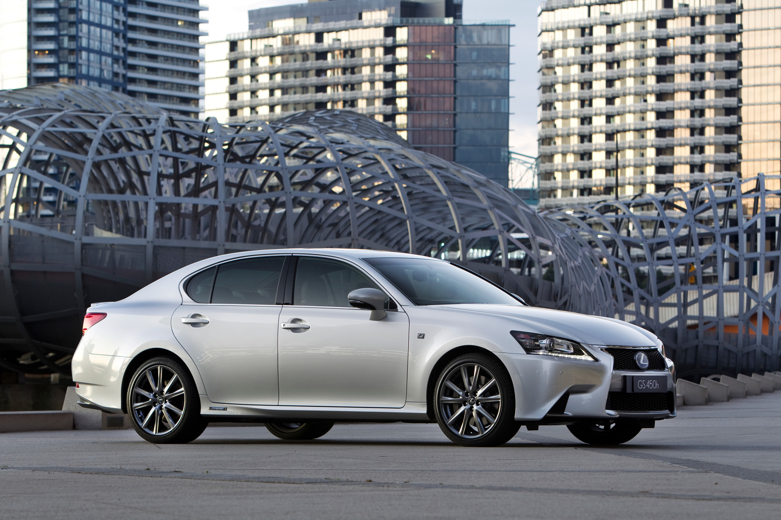 Lexus gs450 photo - 3