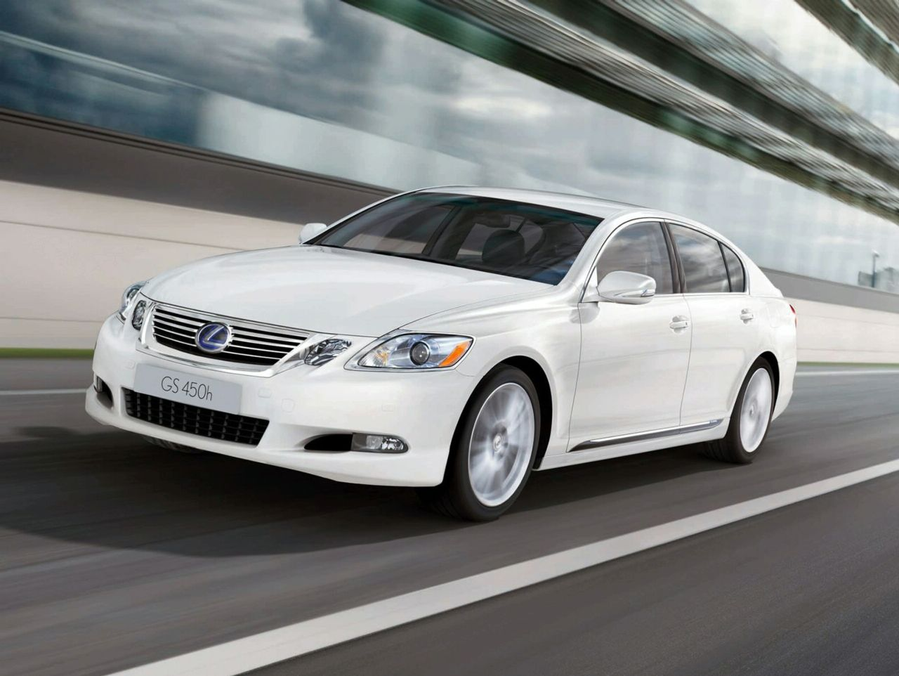 Lexus gs450 photo - 4