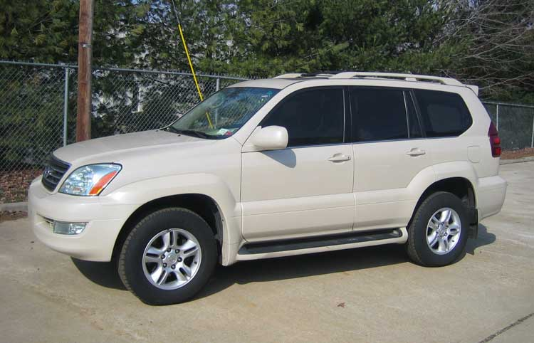 Lexus gx photo - 1
