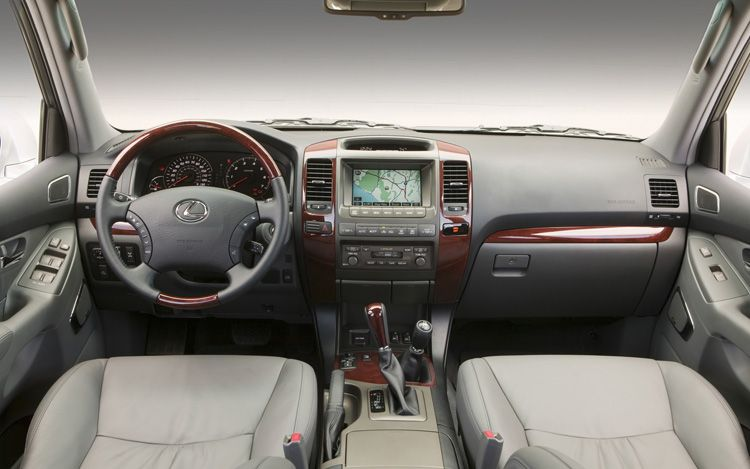 Lexus gx photo - 2