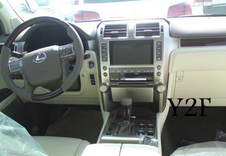 Lexus gx photo - 3