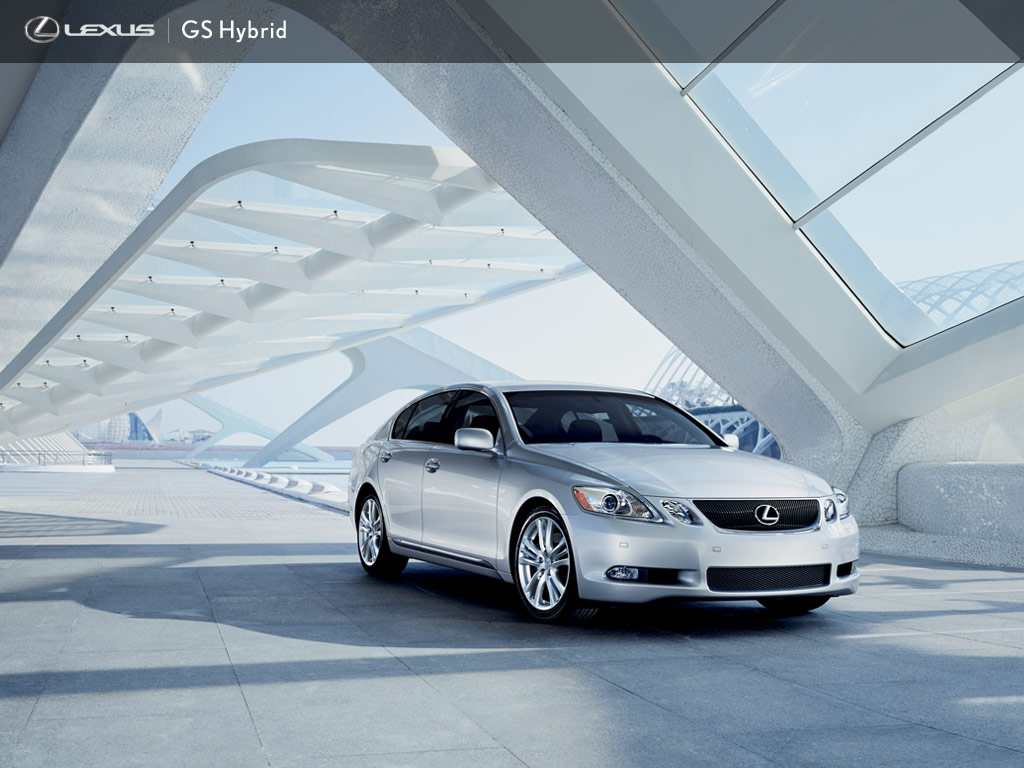 Lexus hybrid photo - 4