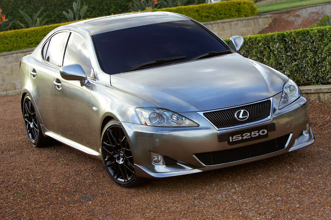 Lexus is250 photo - 4