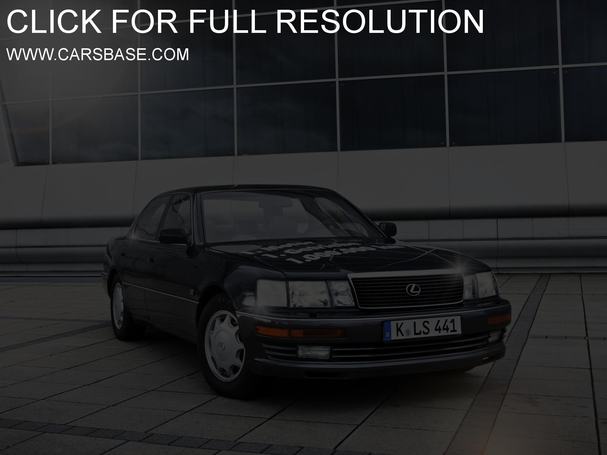 Lexus ls photo - 3