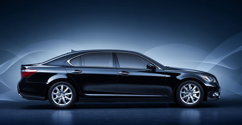Lexus ls460l photo - 4
