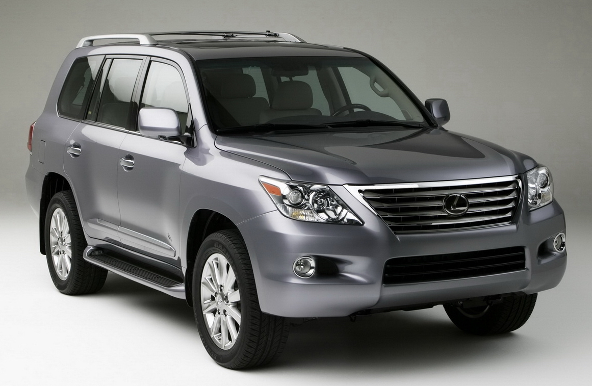 Lexus lx photo - 1