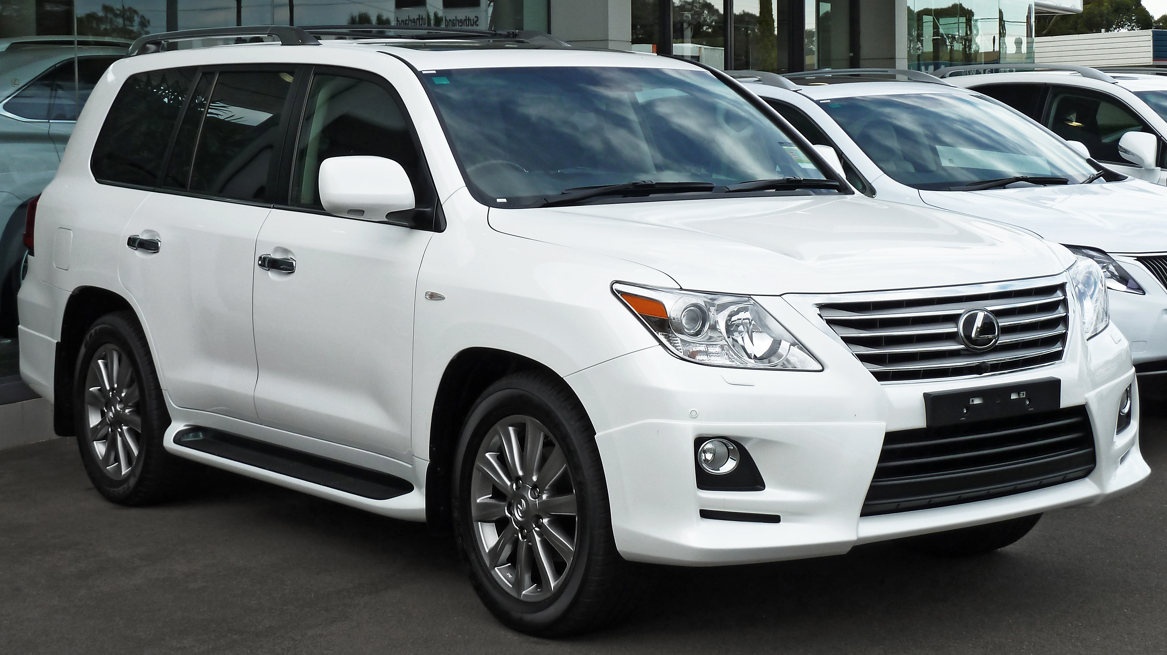 Lexus lx photo - 2
