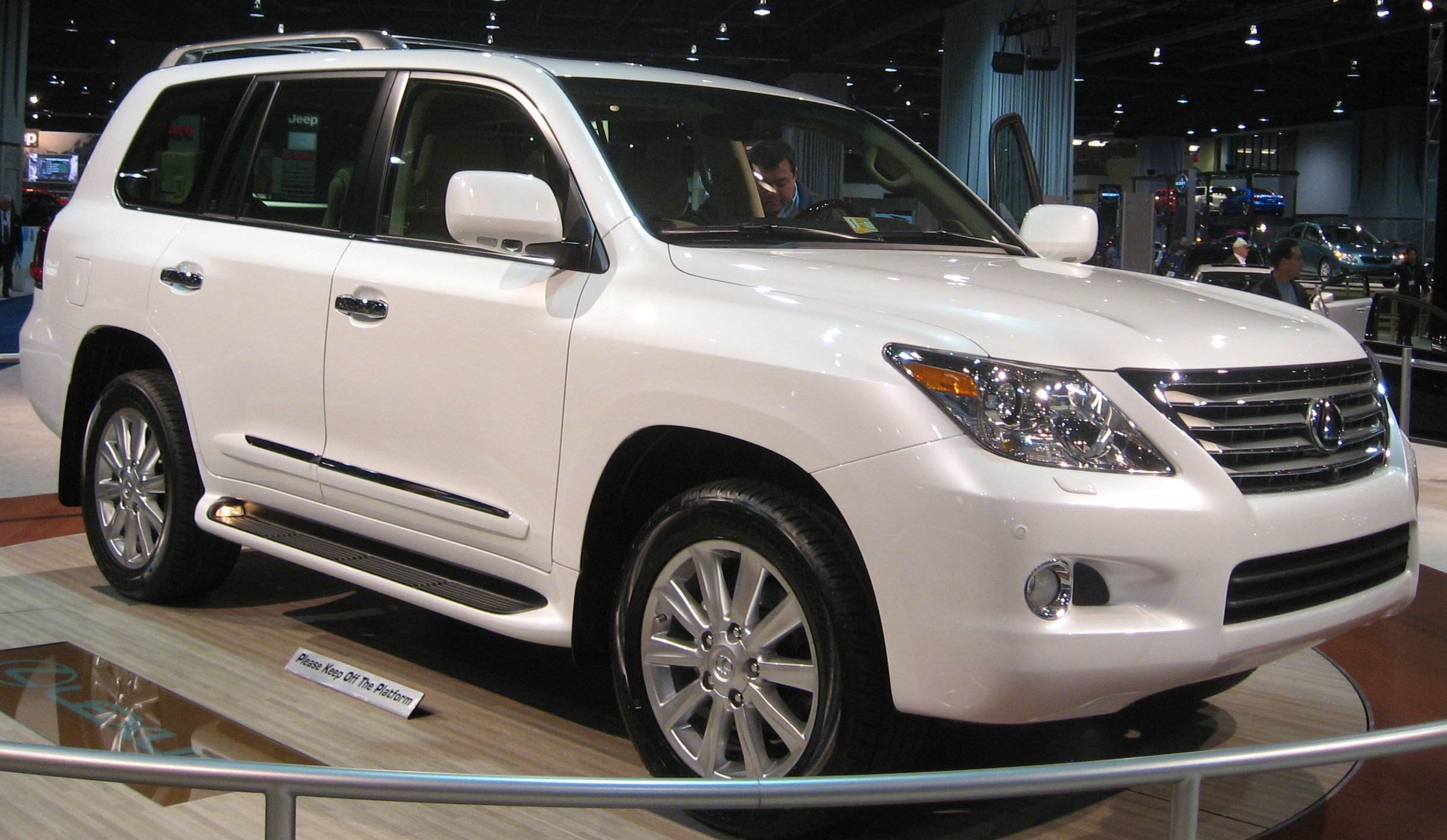 Lexus lx photo - 3