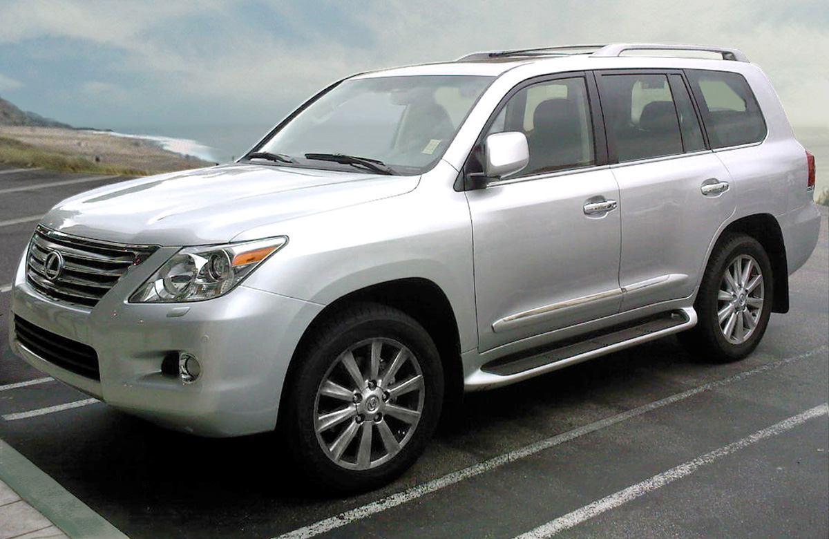 Lexus lx photo - 4
