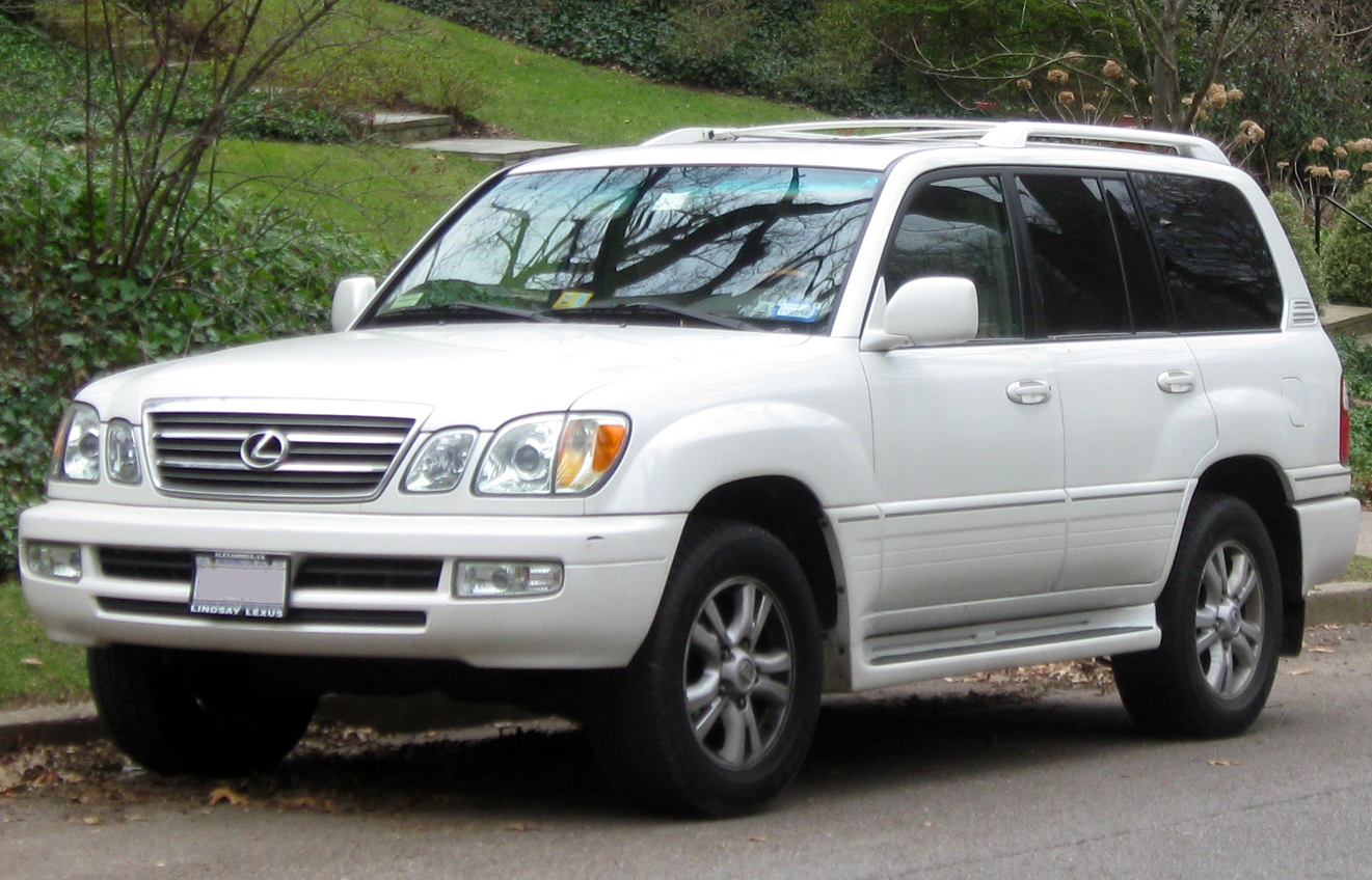 Lexus lx470 photo - 3