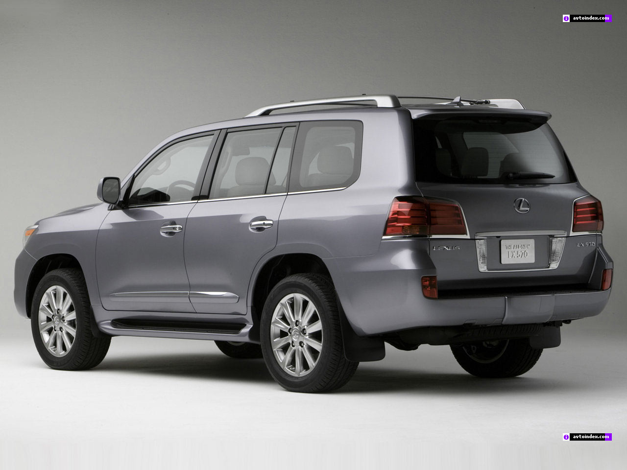 Lexus lx570 photo - 1