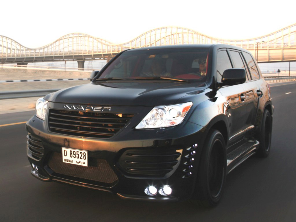 Lexus lx570 photo - 2