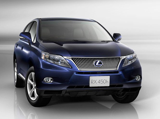 Lexus rx photo - 1