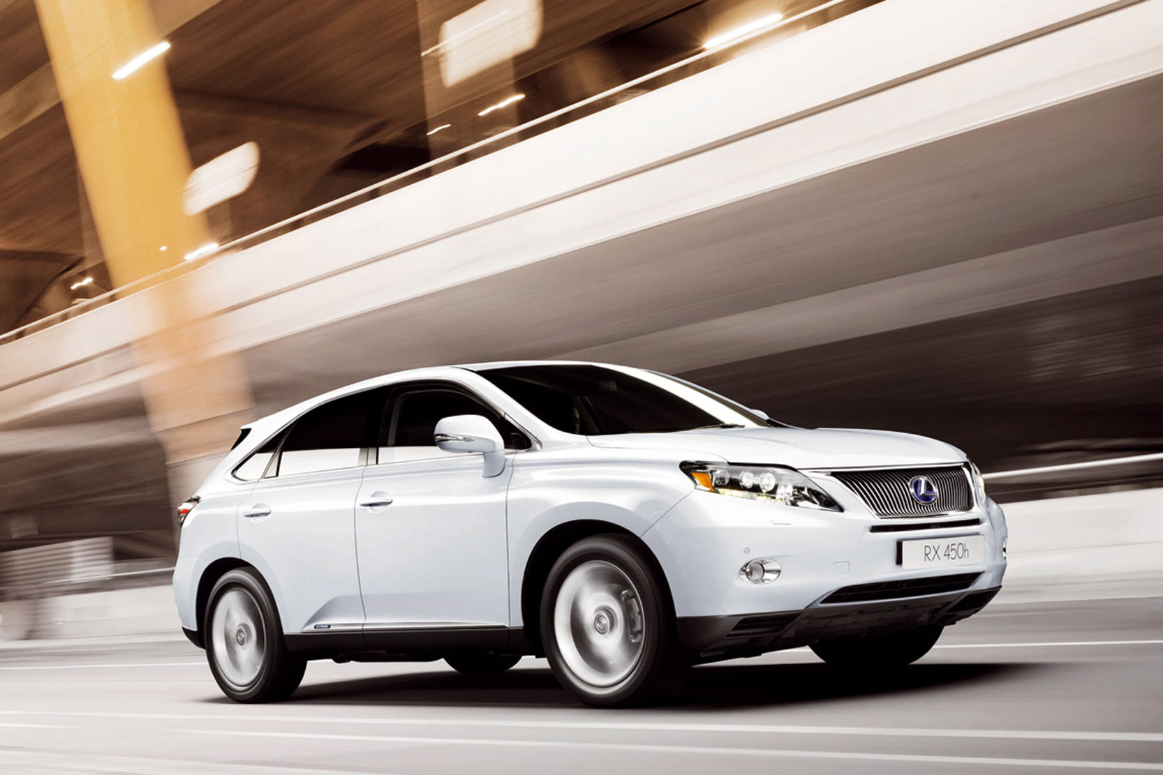 Lexus rx photo - 2