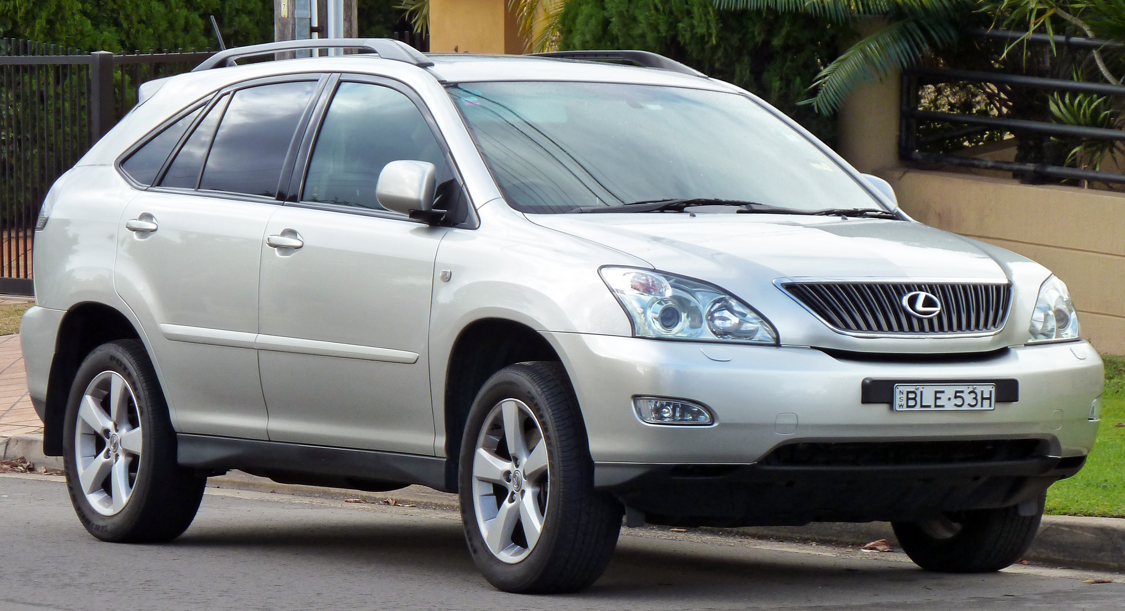 Lexus rx photo - 4