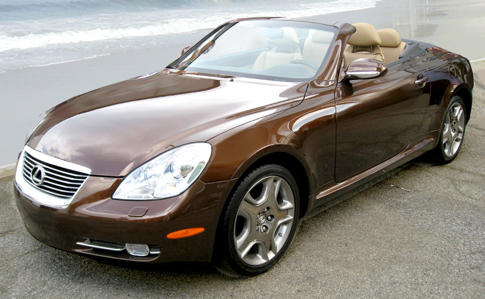 Lexus sc photo - 3
