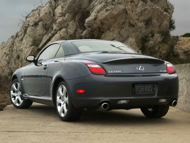 Lexus sc photo - 4