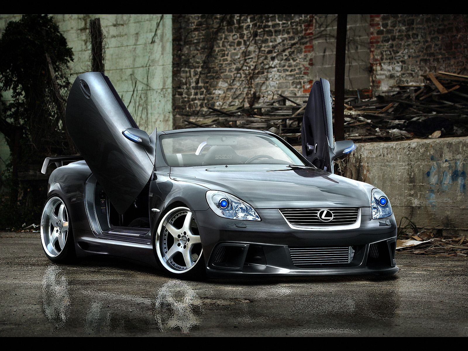 Lexus sc430 photo - 3