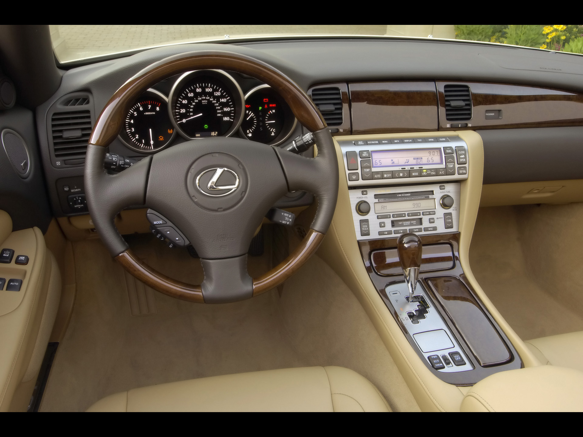 Lexus sc430 photo - 4